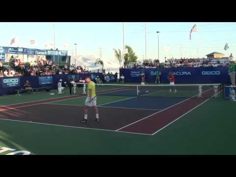 Vania King & Mark Knowles Video