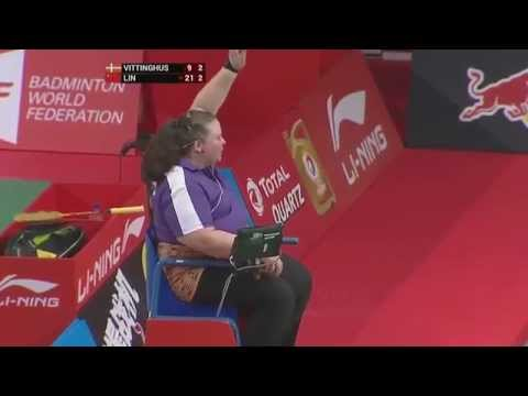 *~The Most Unusual & Funniest Challenge ever used in Badminton History~*