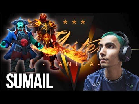 Manila Masters EG.SumaiL - BEST PLAYS - Dota 2