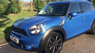 For Sale 2013 MINI COOPER S COUNTRYMAN