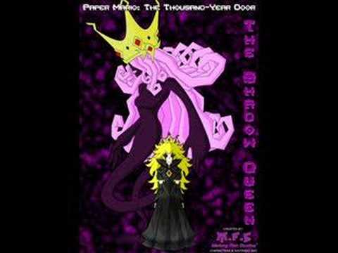 Paper mario the thousand year door shadow queen remix for 1000 year door