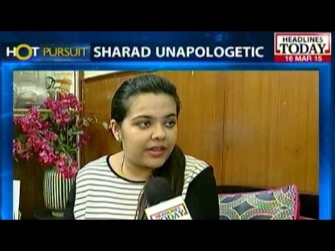 Sharad Yadav's Daughter Defends His Sexist Comment