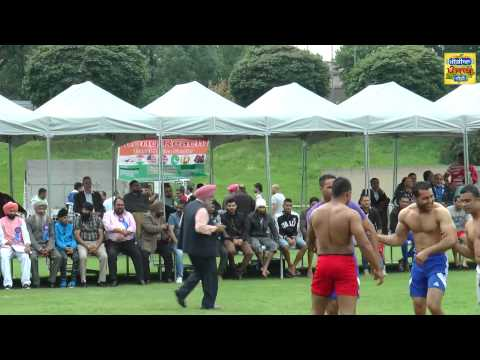 Kabbadi Tournament Duisberg Media_Paunjab_TV Part_1