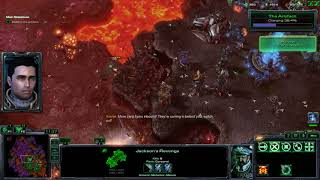 StarCraft 2: 3-Person Co-op (Wings of Liberty) 26