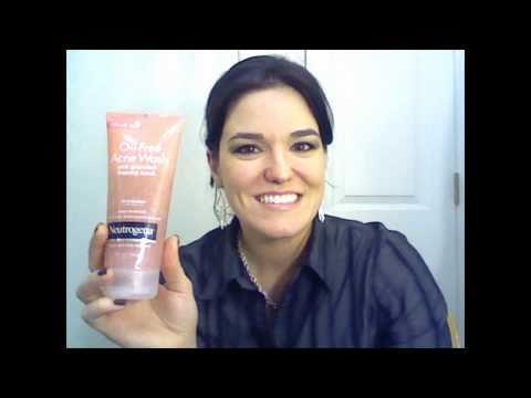 Product Review: Neutrogena Oil Free Acne Wash Pink Grapefruit Foaming Scrub