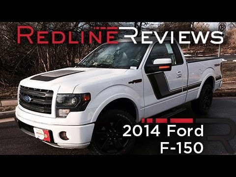 2014 Ford F-150 Tremor Review, Walkaround, Exhaust, & Test Drive