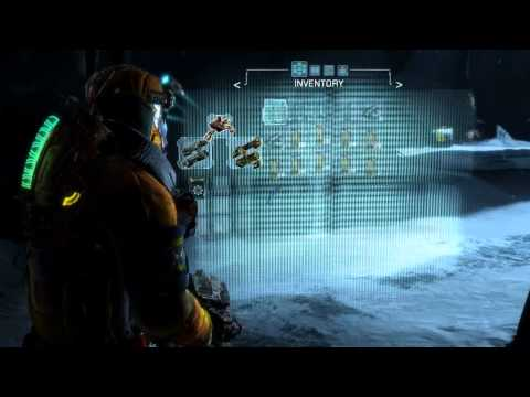 Let's Play Dead Space 3 - S14 P1 - He's dead LOL!