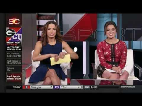 Rogue One A Thigh Wars Story : ft Antonietta Collins & Elle Duncan | ESPN thumbnail