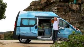 """West Coast Campers featured in Portuguese TV show """"Portugal marca"""""""