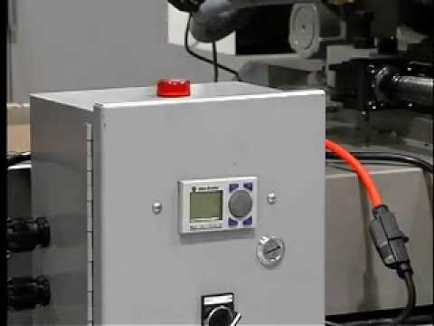 Slide Injection Molding Freedom Spray Unit