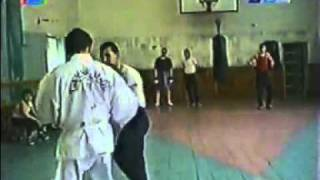 Бокс против карате  boxing vs karate