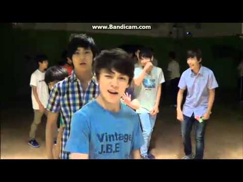 130622 SEVENTEEN TV - Seventeen Party To Fantastic Baby (BIGBANG)