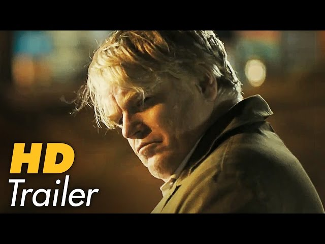 A MOST WANTED MAN - HD Trailer (German | Deutsch) Philip Seymour Hoffman