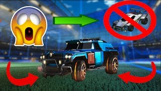 THE MOST UNDERRATED CAR IN ROCKET LEAGUE HISTORY || BETTER THAN OCTANE!! ✔