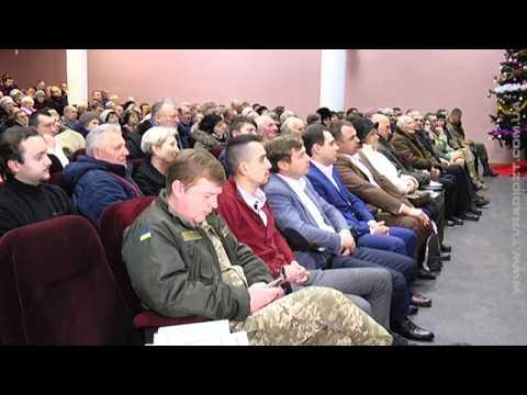 """У Житомирі націоналісти відзначили 25-річчя ВО """"Свобода"""""""