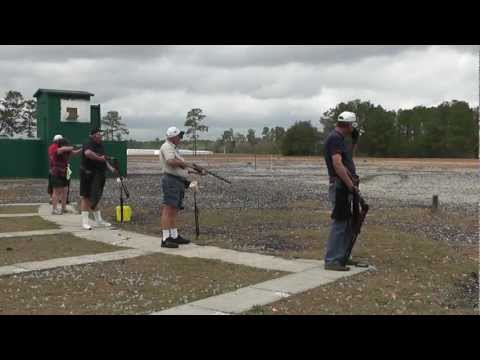 2013 Trap Shoot @ Gator Gun Club