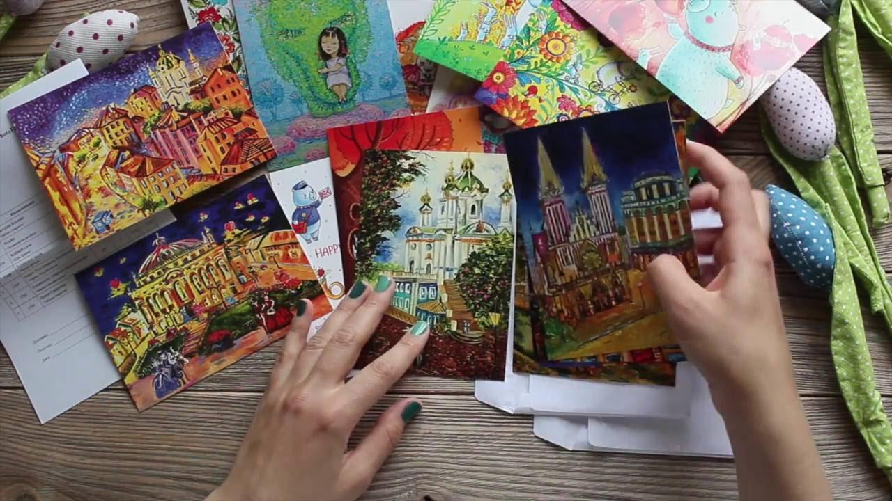 Распродажа открыток для посткроссинга 73