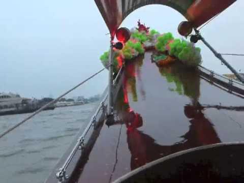 Klong Boat Tour on Chao Praya