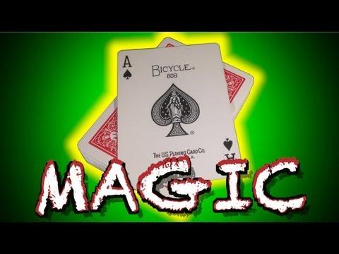A CrazyBad Magic Trick