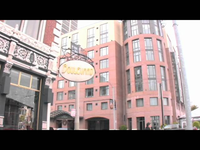 Things to do in San Francisco- Hotel Vitale San Francisco