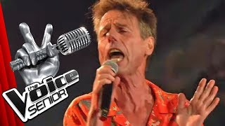 Chuck Berry - Roll Over Beethoven (Walter Golczyk) | The Voice Senior | Sing-Offs | SAT.1