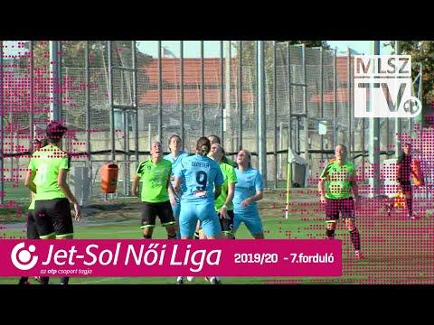 MTK Hungária FC - Haladás Viktória | 1-2 | JET-SOL Liga | 7. forduló | MLSZTV