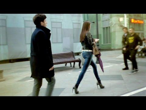 Длинноногая Настя -- Пикап Пранк Шоу