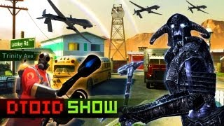Black Ops 2 NUKETOWN RETURNS, Dawnguard VAMPIRES, Spec Ops_ The Line REVIEWED, & more!