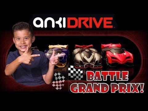 ANKI DRIVE BATTLE GRAND PRIX!