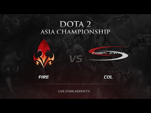 Fire -vs- Complexity, DAC 2015 America Qualifiers, WB Semifinal, game 1