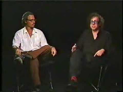 Johnny Depp & Tim Burton Interview
