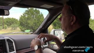 2015 Ford F-150 Towing 9,000-lb in a King Ranch