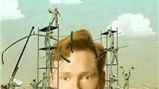 Thumb Los comerciales de Conan O'Brien para su show en TBS