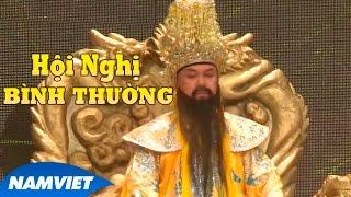 Video clip Tiểu Phẩm Hài Hội Nghị Bình Thường (Chí Tài, Nhật Cường,Trường Giang) - LiveShow Nàng Tiên Ngổ Ngáo