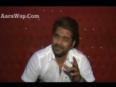 Pawan Singh New Interview In Mumbai For Dulhe Raja Part 1