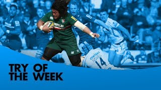Try Of The Week - Round 17 - Betty, Cueto, May, McGuigan & Mulipola
