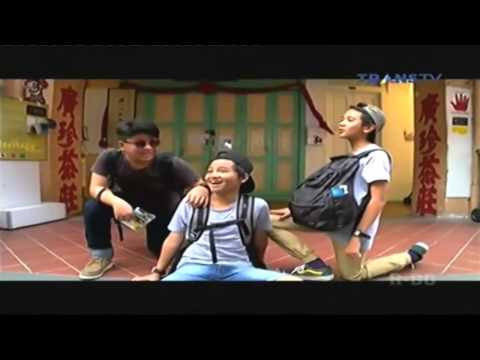 'KISAH HEBAT CJR' - Mission Singapore (TransTV Coverage)