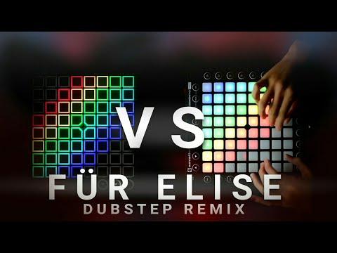 Launchpad VS UniPad | Für Elise [Dubstep Remix] // UniPad Remake (Same as Launchpad)