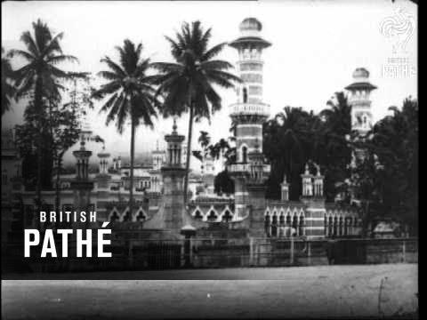 Views Of Kuala Lumpur (1920-1929)
