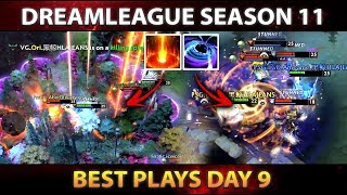 BEST PLAYS - GROUPSTAGE - Day 9 - STOCKHOLM MAJOR - DreamLeague Dota 2
