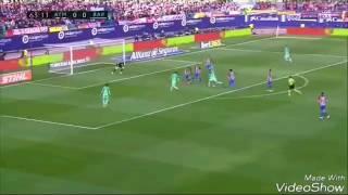 شيلات على أهداف  مباراة برشلونة ضد أتلتيكو مدريد 2-1