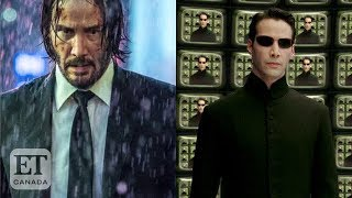 Keanu Reeves' 'Matrix 4' and 'John Wick 4' Have Same Release Date
