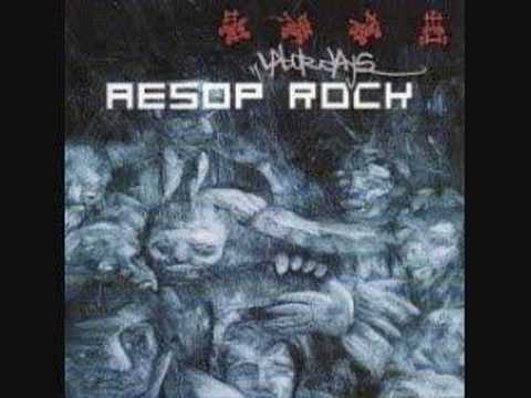 Aesop Rock- One Brick