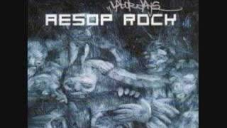 Watch Aesop Rock One Brick video