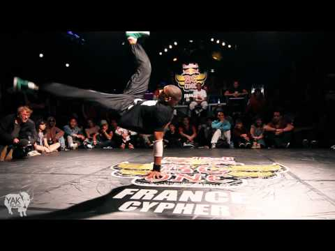 Red Bull BC One Cypher 2011 FRANCE 1on1 Bboy | YAK FILMS + KRADDY