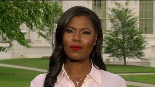 Omarosa on the CBC rejecting invitation to meet Trump
