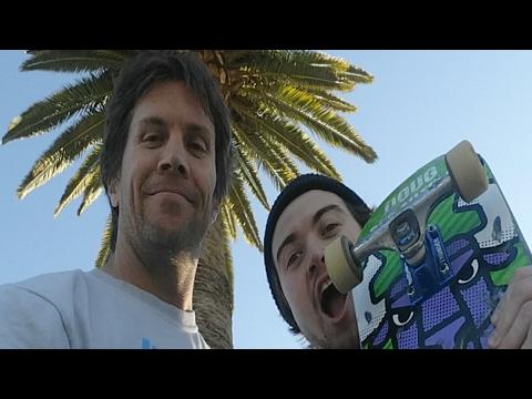Live From Moorpark Skatepark!