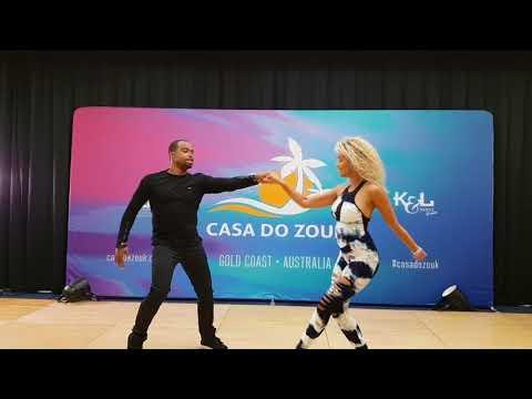 Ludimila - Não quero mais. Dancing by Carlos & Fernanda Zouk demo