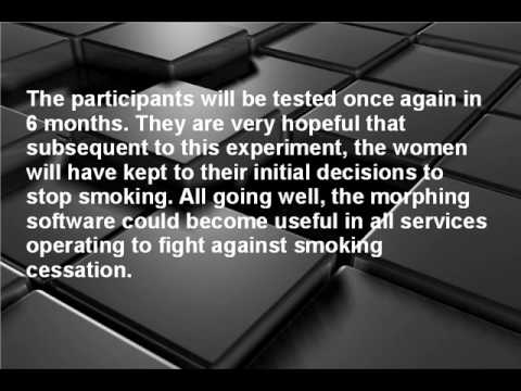 Stop smoking ageing and happier non smokers