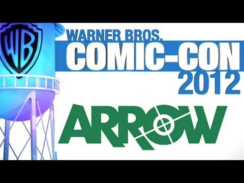 Comic-Con 2012: Arrow Panel